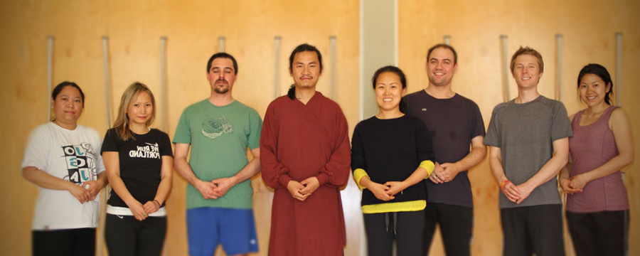100 hour Chinese Spirituality Foundation Program