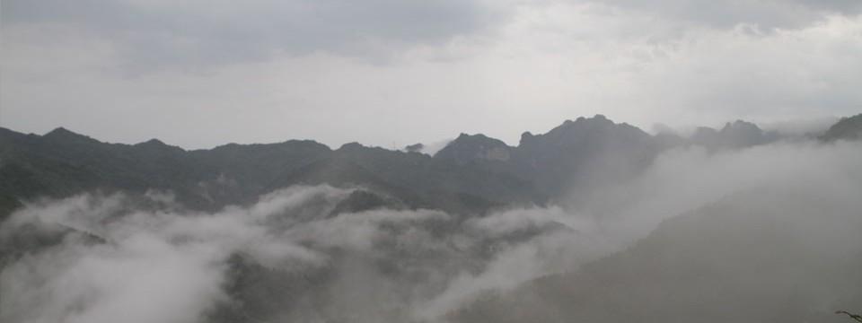 Wu Long Gong, Wudang Mountains