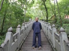 Derek Li si Ming, Wudang China