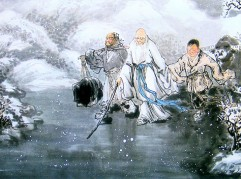 Dao De Jing 51 – Dao as source of manifestation, reason for its great virtue,